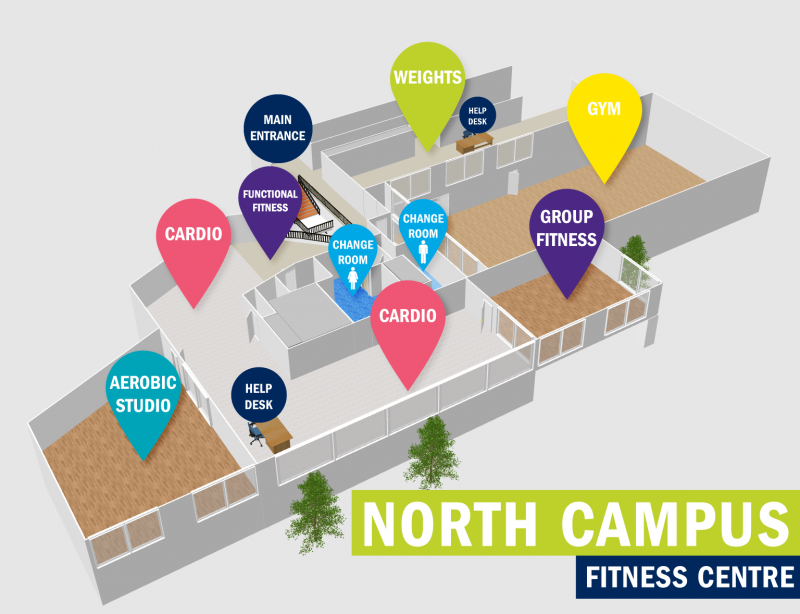 North Campus Fitness Centre