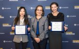 Faculty of Liberal Arts & Sciences and Innovative Learning Awards Photos - February 13, 2019