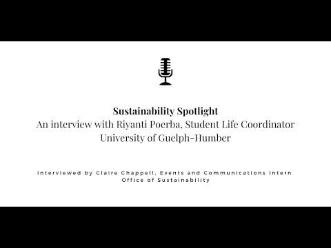 Sustainability Spotlight: Riyanti Poerba