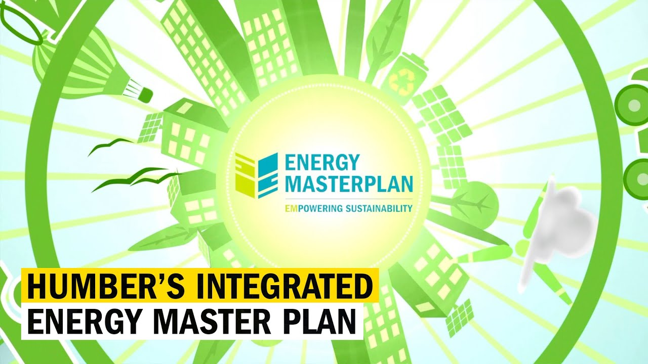 Humber's Integrated Energy Master Plan