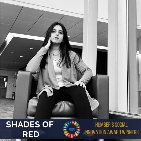 Shades of Red: Humber's Social Innovation Award Winners