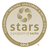 Stars - Sustainability Tracking, Assessment & Rating System (Gold)