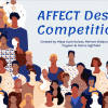 The cover of the groups presentation shows a sea of people with brown and white faces dressed in brightly coloured clothes