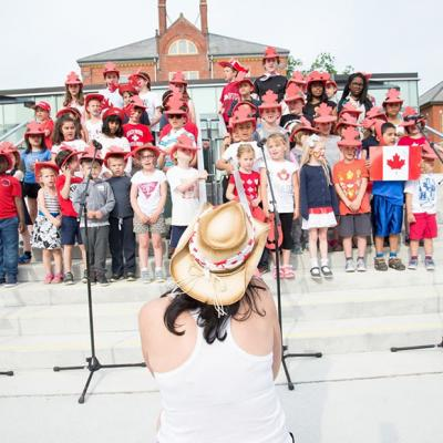 Kick-Off to Canada Day