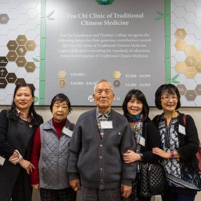 The Tzu Chi Clinic of Traditional Chinese Medicine celebrates its first anniversary