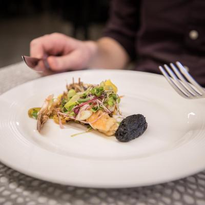 One of the mains served at the Humberlicious event