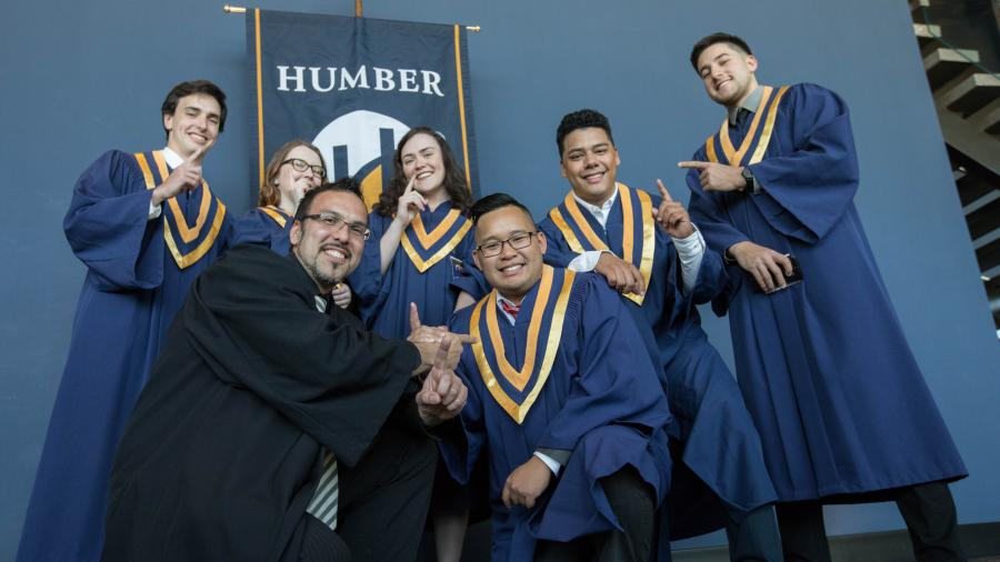 Humber Convocation