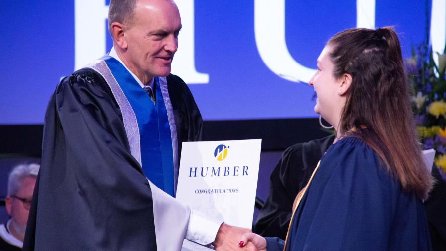 Humber fall convocation 2019