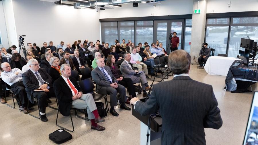 Humber College-hosted forum explores the next generation of broadcasting technology