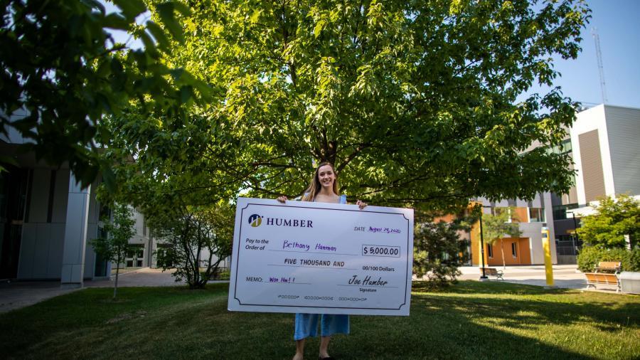 Tuition winner