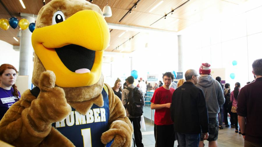 Fall Open House at Humber