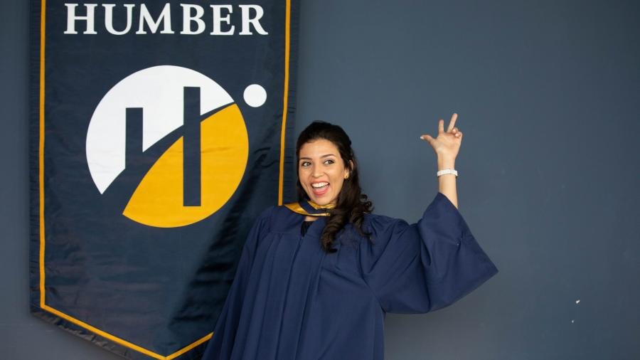Cheers and (happy) tears: Humber spring convocation continues