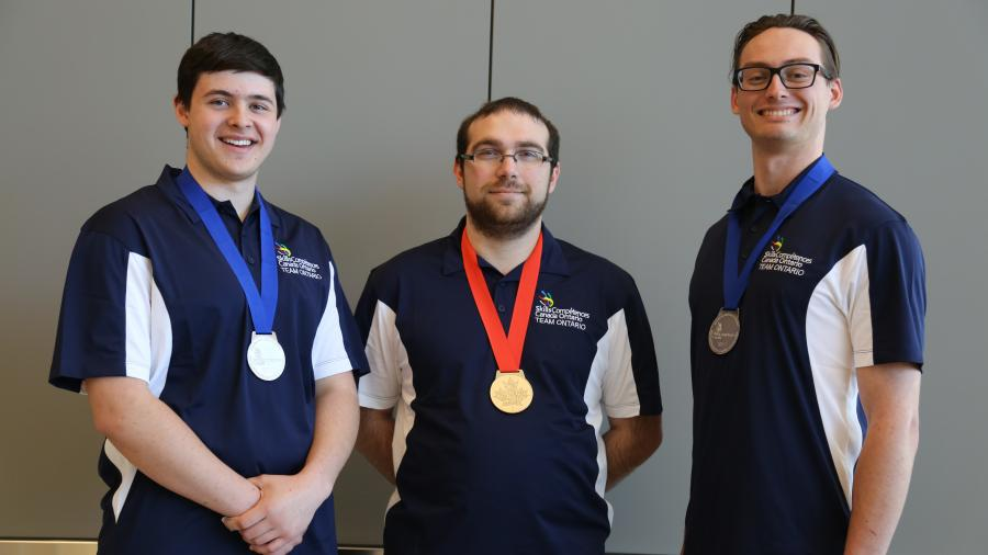 Humber at SCNC competition