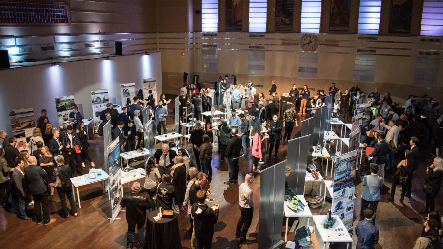 2018 Industrial Design Thesis Show