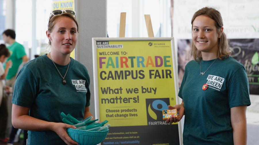 Fairtrade Campus Fair