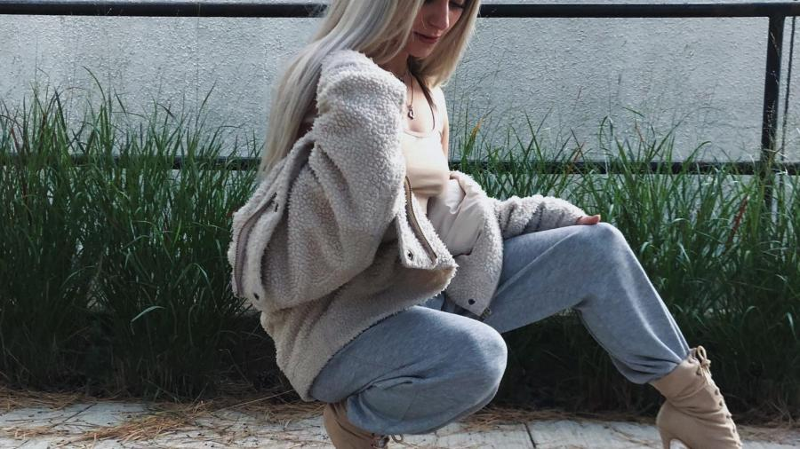 Yeezy trend identified by Humber Fashion Arts and Business student