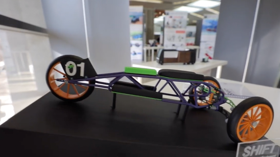 From speech therapy tables to winter sport vehicles - Industrial Design students tackled it all