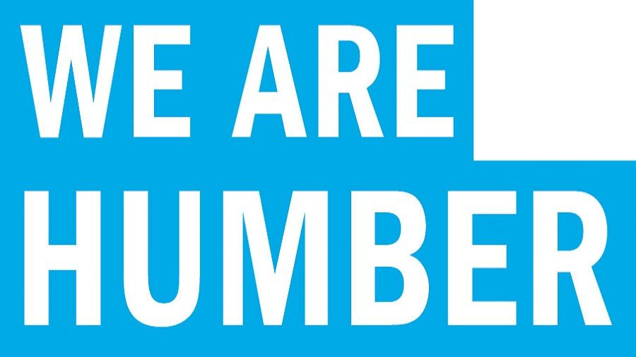 We Are Humber logo