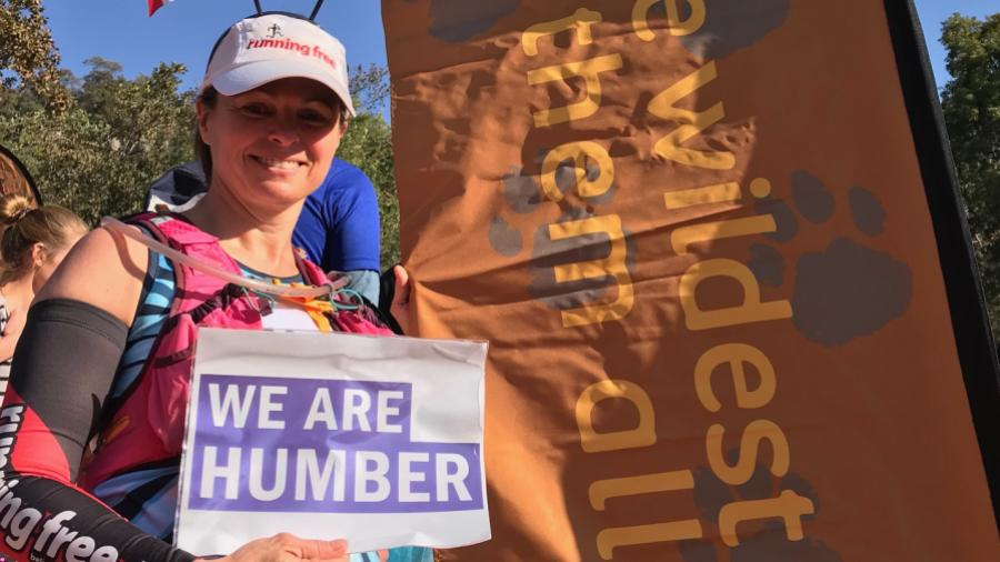 Who runs the world? This Humber employee does.