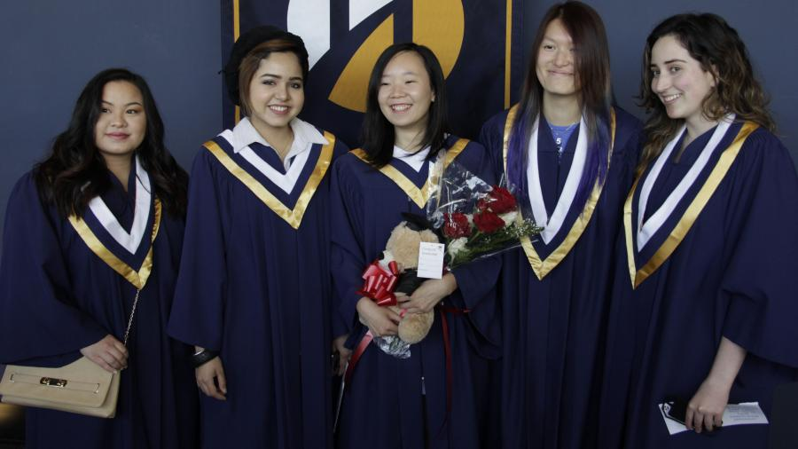 Humber Students Graduation