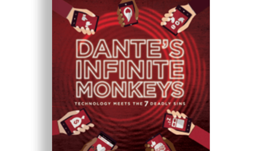 Dante's Infinite Monkeys