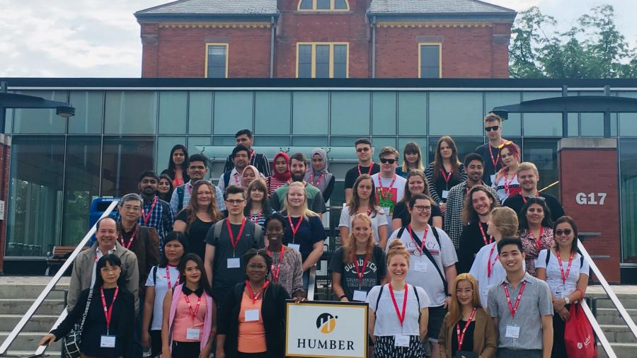 Humber's Global Summer School Program Brings the World to Humber