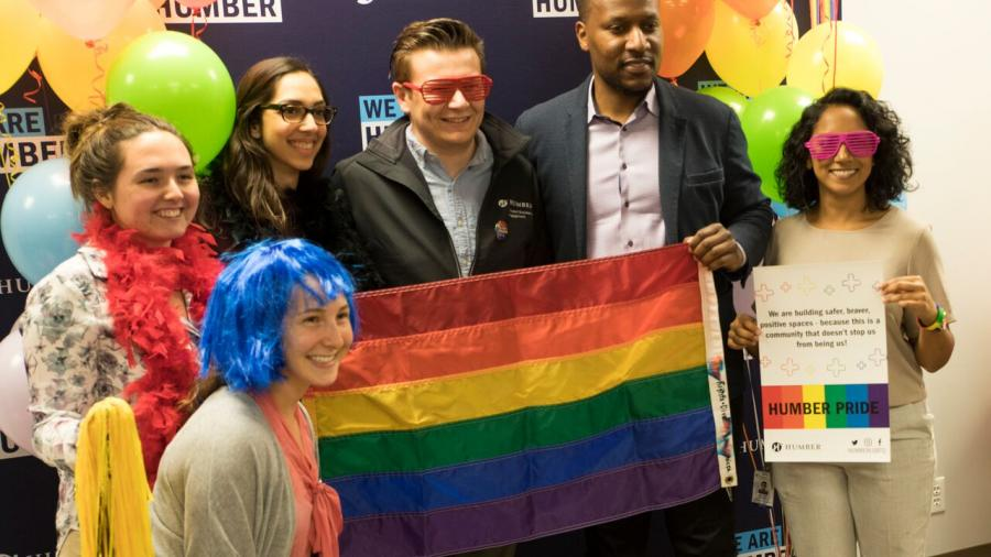Humber LGBTQ+ Resource Centre, Display Your Pride