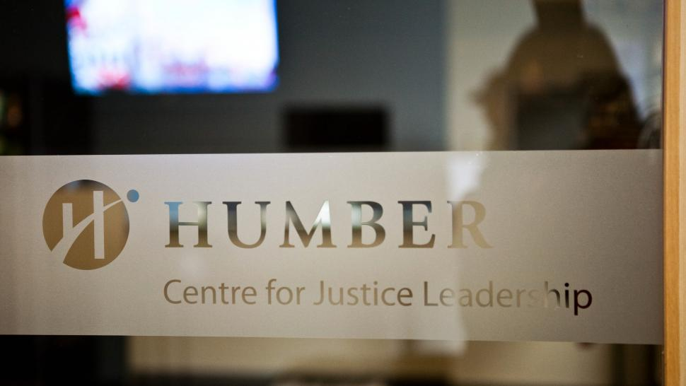 centre for justice leadership