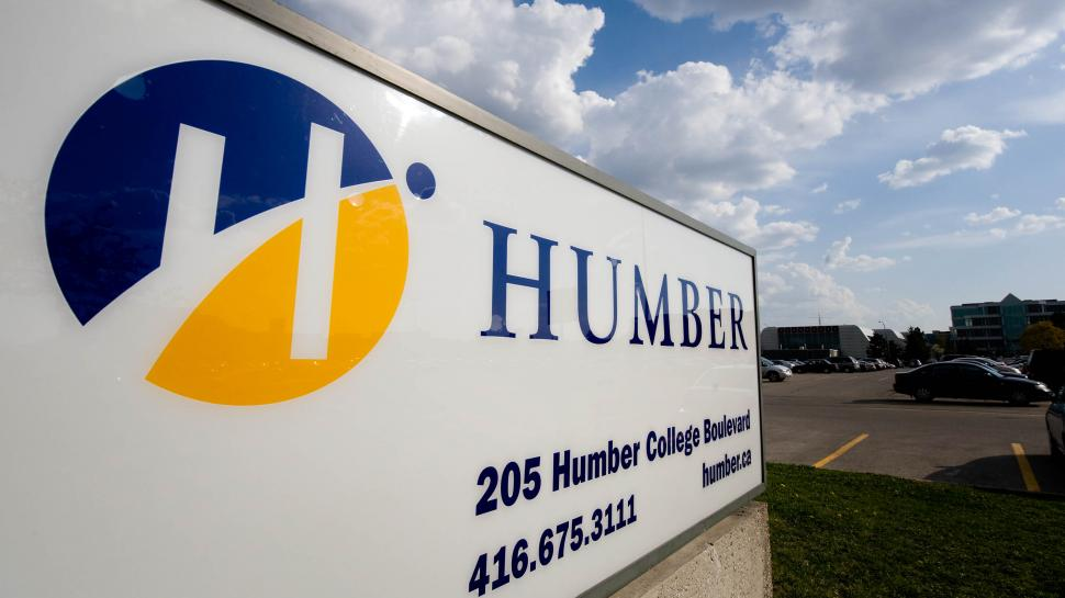 Humber College North campus