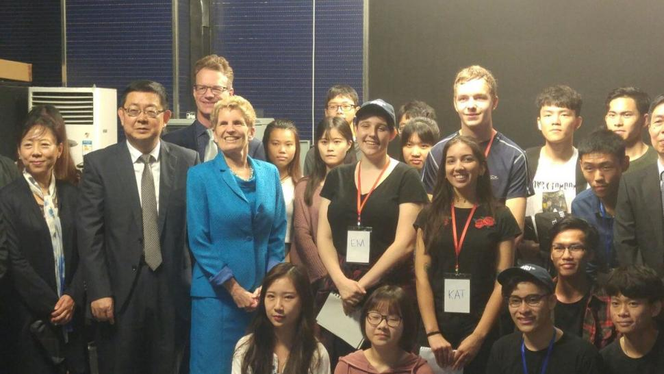 Humber launches new opportunity abroad with Shenzhen Polytechnic