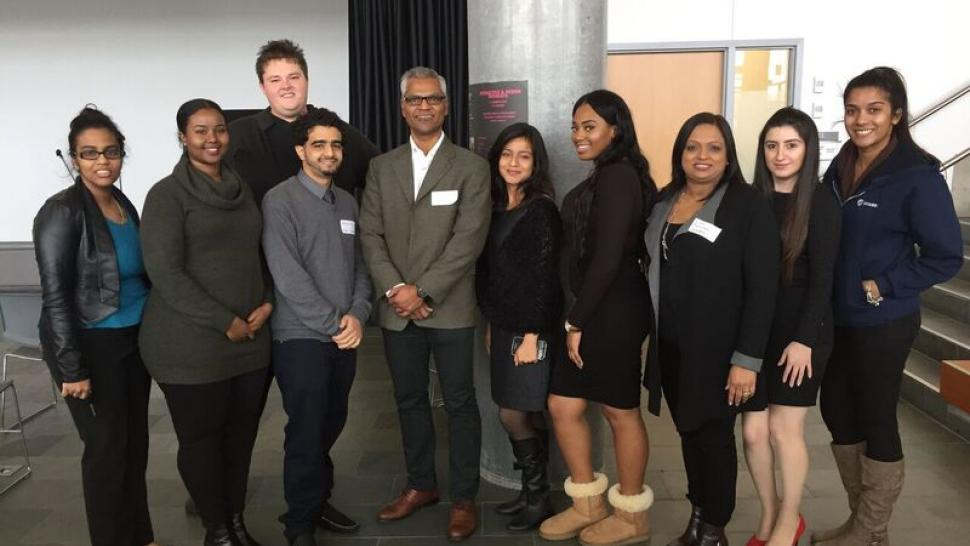 Project Management Students Host Health And Safety Conference
