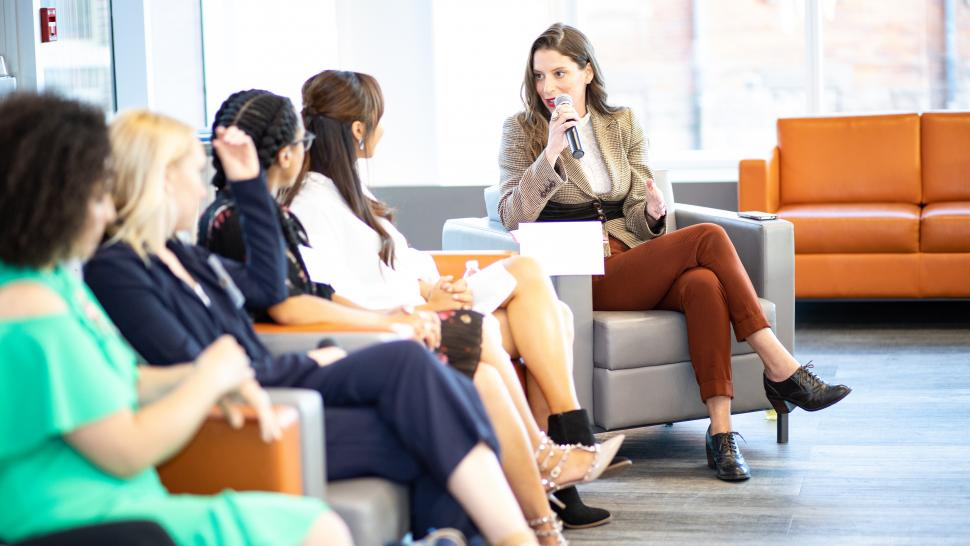Humber Co-Hosts Student Career Panel with Fashion Group International of Toronto