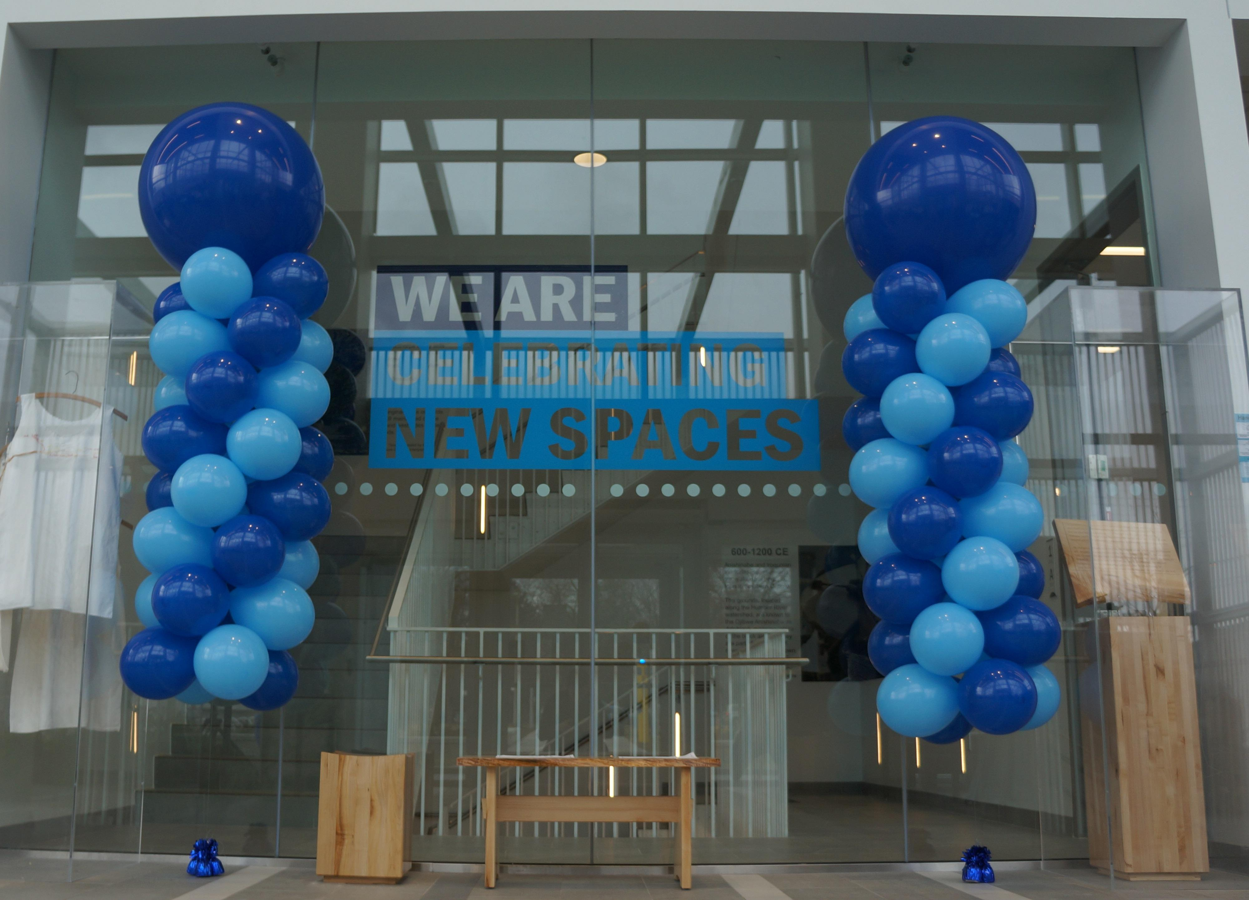 Official opening of the Humber College Lakeshore welcome centre and gym
