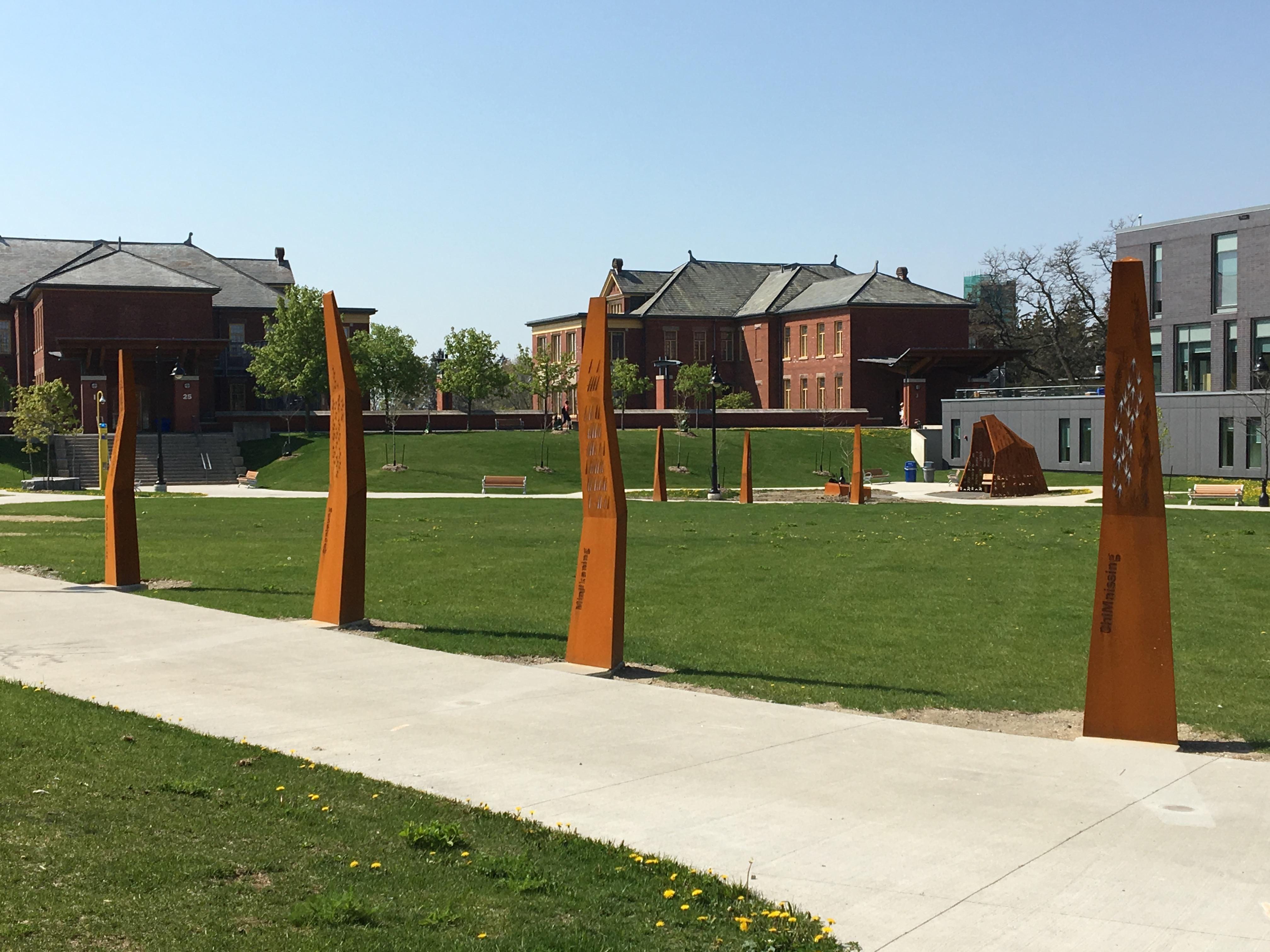 Humber's Indigenous Cultural Markers are