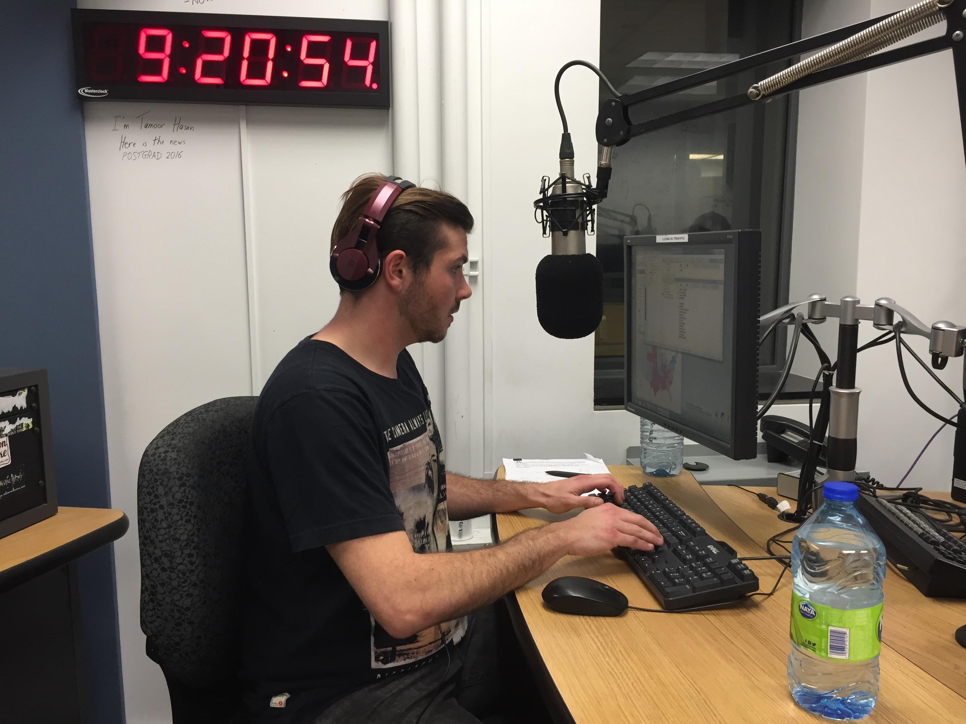 Reagan_McSwain provides live results for Radio Humber