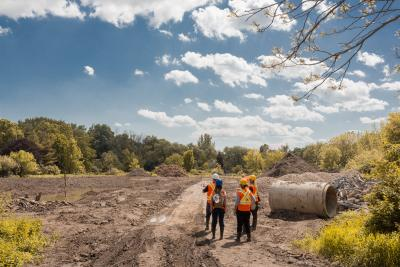 Humber Pond Revitalization Project