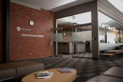 Humber College's International Centre