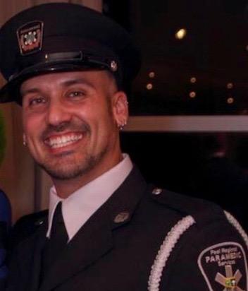 Humber College professor and paramedic Richard Alvarez