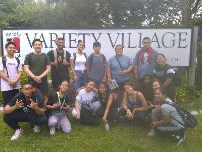 Fitness and Health Promotion trip to Variety Village