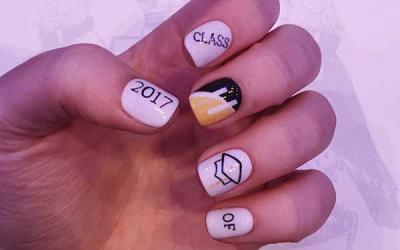 Last April Jones Swept Through The Student Level Of Canada Nail Cup A National Beauty And Spa Competition Held Annually At Esthetique