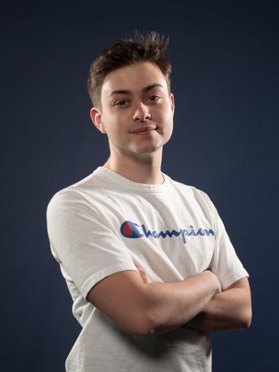 Team captain Jacob Lane