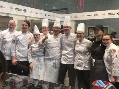 Canada's Junior Culinary Olympics team