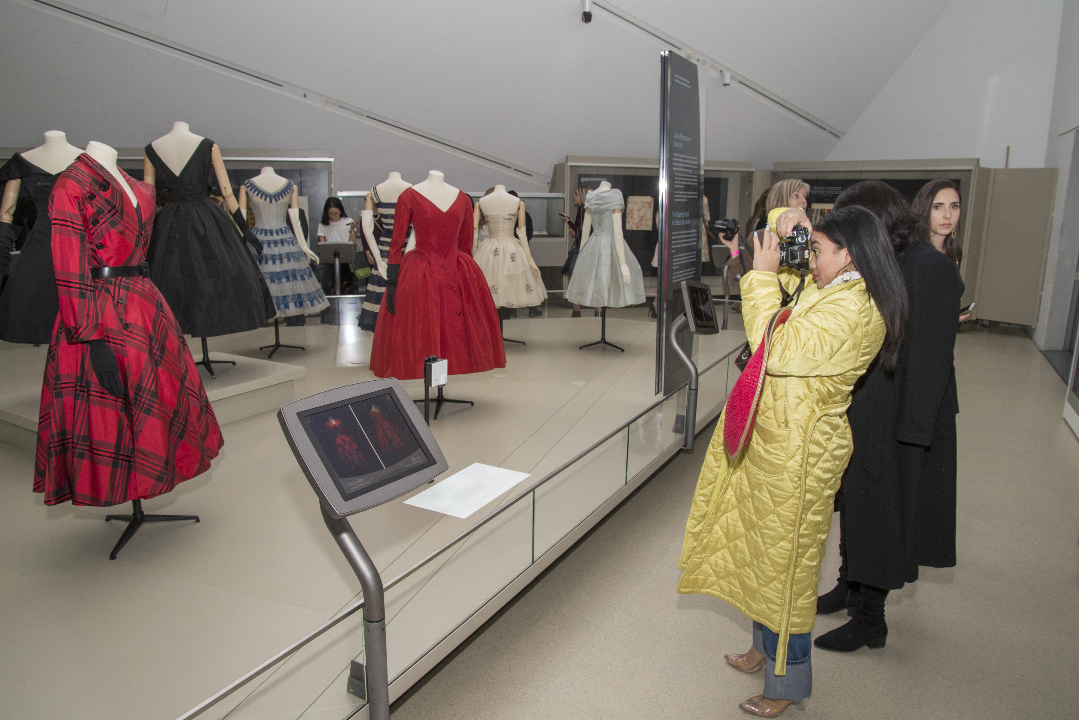Fashion Students Go Behind The Scenes With Dior Humber Today